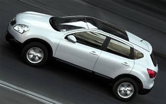 Nissan Qashqai прошел традиционный маршрут с крайней южной точки Англии до крайней северной на одом баке топлива.