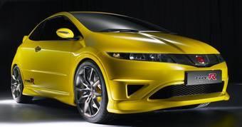 Honda Civic Type-R будет оснащаться 2,2-литровым турбодизелем.