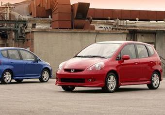 Honda Fit — «самый доступный».