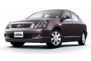 Nissan выпускает улучшенную комплектацию Nissan Bluebird Sylphy