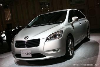 Toyota Mark X Zio может стать самым продаваемым универсалом Toyota.