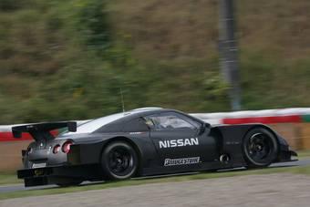 Nissan GT-R GT500 в следующем году поборется за звание чемпиона в серии SUPER GT.