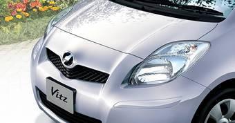 Литий-ионные батареи используются на автомобилях Toyota Vitz с 2003 года.