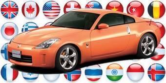 Nissan 350Z (Nissan Fairlady Z) в базовой комплектации стоит от $28 000 до $165 000 в зависимости от страны реализации.