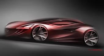 Mazda3 2018 года с точки зрения студентки Мэлори МакКроу и дизайнера компании Mazda Жака Флинна.
