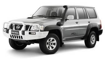 Как заявлено в пресс-релизе, Nissan Patrol Walkabout готов ко всему.