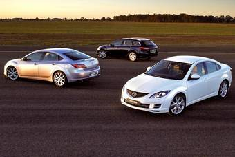 Российское представительство компании Mazda опубликовало цены на новое поколение автомобилей Mazda6.