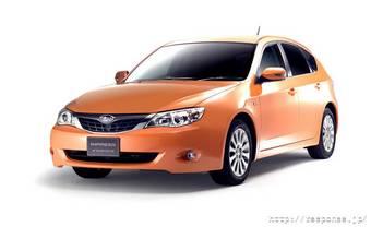 Subaru Impreza BEAMS Edition поступила на внтуренний рынок Японии.