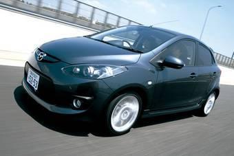 Участники конференции RJC назвали Mazda Demio автомобилем года.