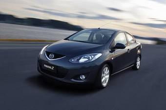 Mazda2 Sedan дебютирует на автосалоне в Китае.
