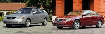 Nissan Altima и Nissan Sentra с 2,5-литровыми двигателями могут внезапно остановиться посреди дороги.