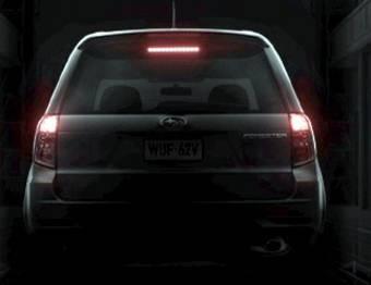 Компания Subaru готовит к показу новое поколение Subaru Forester.