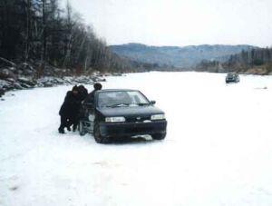 Как это было, или перегон из Находки в Новосибирск в 1997 году