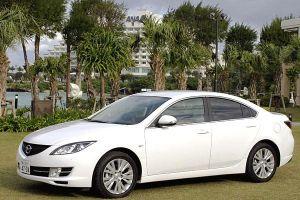 Обзор нового поколения семейства автомобилей Mazda Atenza
