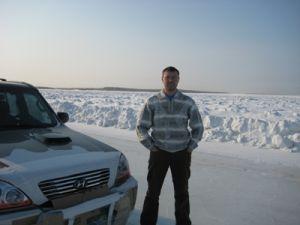 История о перегоне автомобиля из Владивостока в Ленск (Якутия)