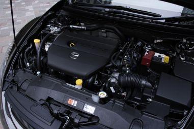 Обзор Mazda Atenza Sport Wagon 25S. Общая оценка 3 балла