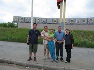 Перегон Honda Mobilio Spike и Toyota Sienta из Уссурийска в Иркутск