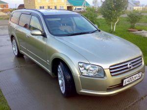 Тюнинг в России: Nissan Stagea AR-X