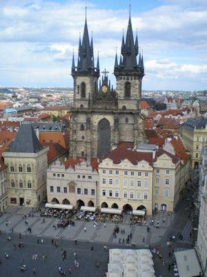 Великий исход в Прагу на «майские» 2008-го с прологом, «буфетом» и эпилогом