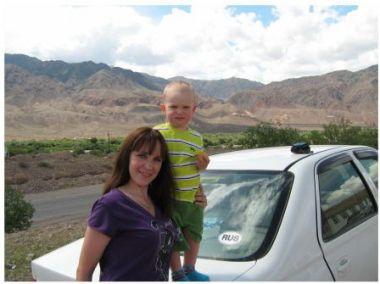 Путешествие в Киргизию к озеру Иссык-Куль на Toyota Vista
