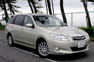 Обзор передне- и полноприводных, атмосферных и турбированных минивэнов Subaru Exiga