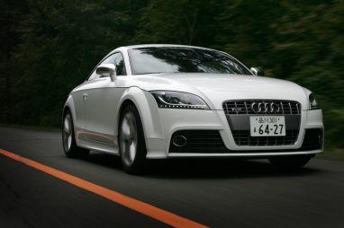 Обзор: Audi TTS (272 л.с., 4WD) — самый популярный спорт-кар в Японии
