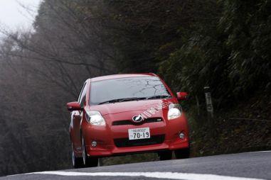 Обзор Toyota Vitz, Toyota Corolla Axio и Toyota Corolla Fielder в спортивных версиях от Modellista