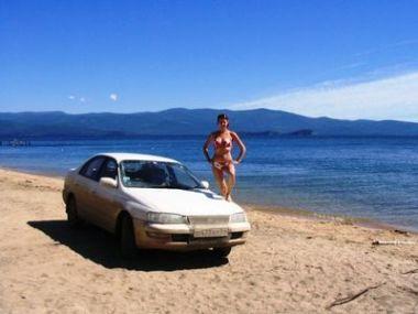 Путешествие двух отчаянных влюбленных на восточный берег озера Байкал из Новосибирска
