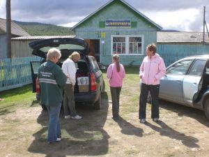 Путешествие женского автоклуба на Хубсугул (Монголия), август — сентябрь 2008 года