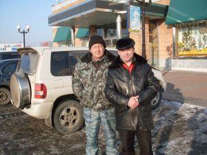 Зимний перегон Mitsubishi Pajero Io по маршруту Владивосток — Москва