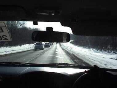Перегон умирает? Рассказ о поездке трех универсалов в январе 2009 года из Владивостока в Бурятию