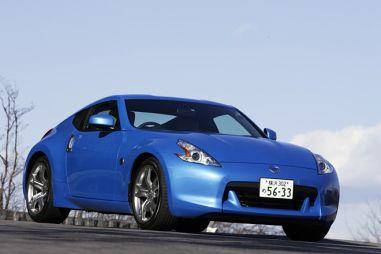 Обзор Nissan Fairlady Z нового поколения. Антикризисный спорт-кар