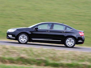 Немцы выясняют, чем Subaru Legacy хуже Citroen C5, Renault Laguna и VW Passat
