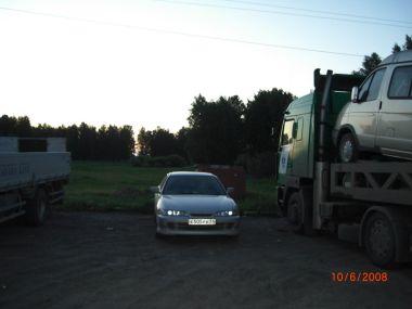 Из Новосибирска к Черному морю на Honda Integra