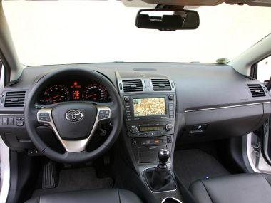 Пятиборье универсалов (Mondeo, Mazda6, 407, Avensis, Passat), или почему Ford лучше Toyota, а Mazda хуже VW