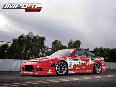Тюнинг Nissan 180SX. Тотальный контроль