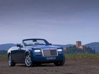 Воздушные замки. Сравниваем кабриолеты Daihatsu Copen, Porsche 911 4S и Rolls-Royce Phantom Drophead Coupe