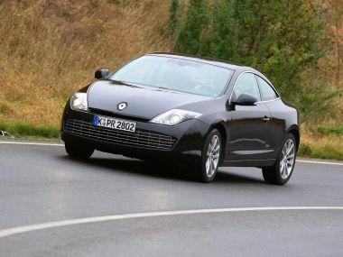 Черно-белое кино, или сравнение купе Mazda RX-8 и Renault Laguna Coupe