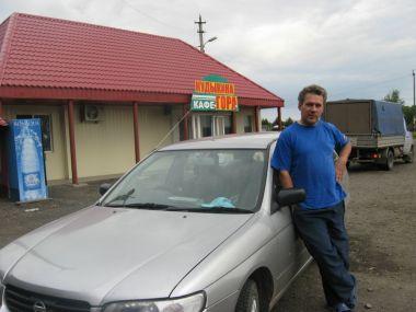 Путешествие на Азовское море из Омска на Nissan Expert