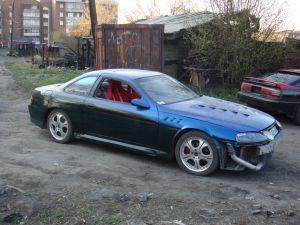Тюнинг в России: NiTRO Toyota Soarer, N Lab Edition