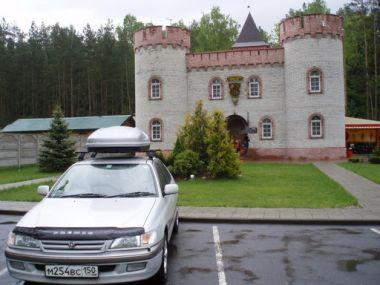 Путешествие Россия — Беларусь — Украина — Россия на Toyota Corona Premio (май — июнь 2009 г.)