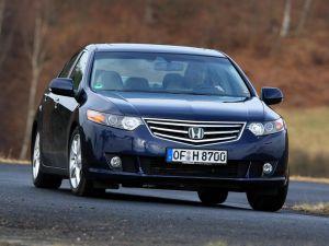 Сравнительный тест в среднем классе: Opel Insignia впереди Honda Accord и Mazda6