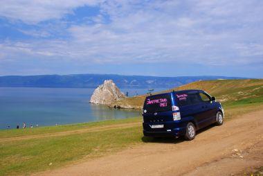 Мы видели Байкал! А вы? (супер-путешествие из Электростали к Байкалу и обратно на Toyota Voxy + много фото)