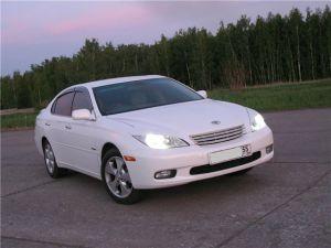 Омск — Ханты-Мансийск — Приобье и обратно на Toyota Windom