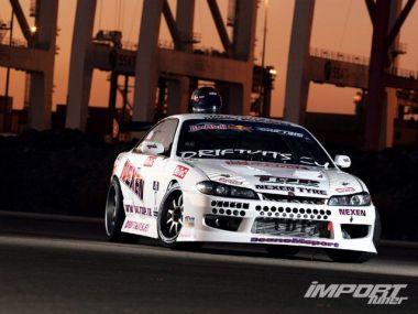 Тюнинг Nissan Silvia 2001 года. Восходящая звезда