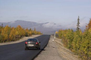 Путешествие из Мурманска в Кировск на прокатном Dodge Neon