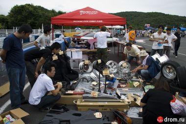 Репортаж с крупнейшего японского фестиваля-соревнования AE86 — Toyota Corolla Levin и Toyota Sprinter Trueno