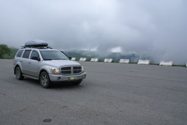 История одного путешествия на Кавказ на Dodge Durango
