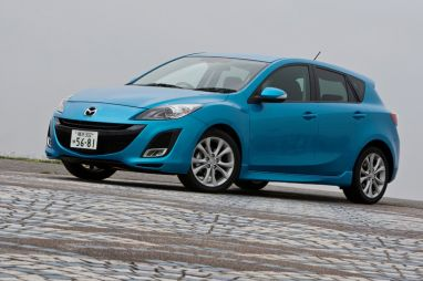 Обзор Mazda Axela Sport и Mazdaspeed Axela для японского рынка
