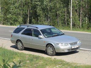 Поездка в отпуск из Мурманска в Пересыпь на Toyota Camry Gracia